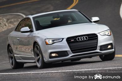 San Jose California Audi S Insurance Rates - Audi car insurance