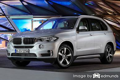 Insurance for BMW X5 eDrive