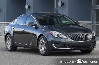 Insurance quote for Buick Regal in San Jose