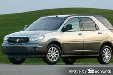 Insurance quote for Buick Rendezvous in San Jose