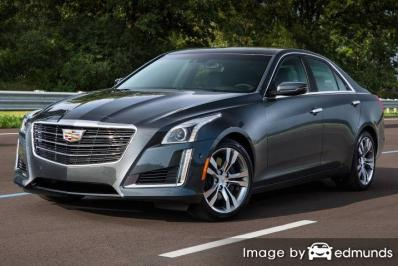 Insurance quote for Cadillac CTS in San Jose