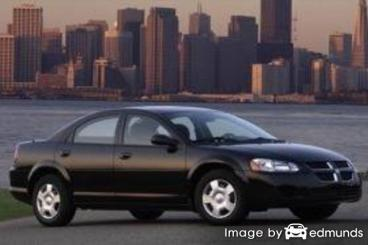 Insurance quote for Dodge Stratus in San Jose