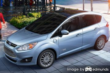 Insurance quote for Ford C-Max Energi in San Jose