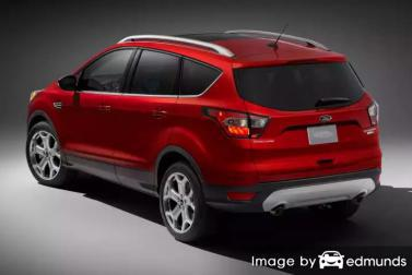 Insurance quote for Ford Escape in San Jose