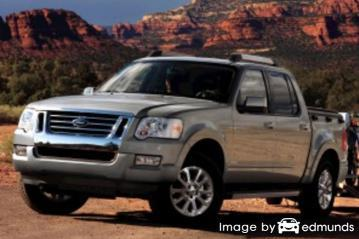 Discount Ford Explorer Sport Trac insurance