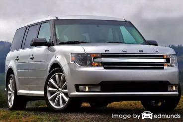 Insurance quote for Ford Flex in San Jose