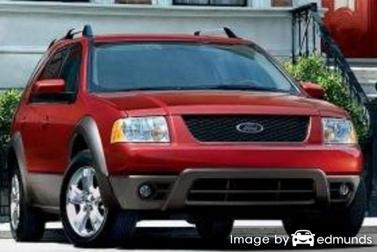 Insurance rates Ford Freestyle in San Jose