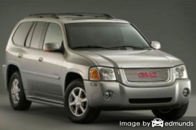 Insurance quote for GMC Envoy in San Jose