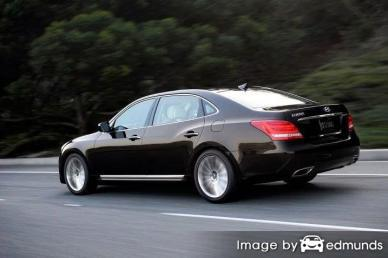 Insurance quote for Hyundai Equus in San Jose