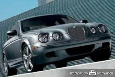 Discount Jaguar S-Type insurance