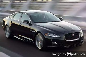 Insurance Quote For Jaguar XJ In San Jose
