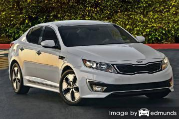 Insurance for Kia Optima Hybrid