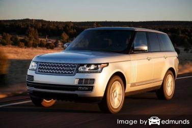 land rover range rover insurance quotes in san jose, ca
