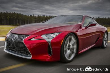 Insurance quote for Lexus LFA in San Jose
