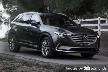 Insurance Quote For Mazda CX 9 In San Jose