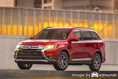 Insurance quote for Mitsubishi Outlander in San Jose