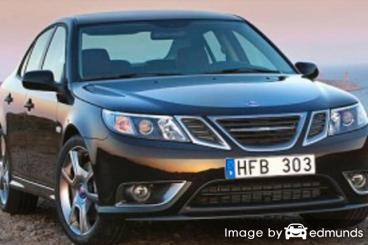 Insurance quote for Saab 9-3 in San Jose