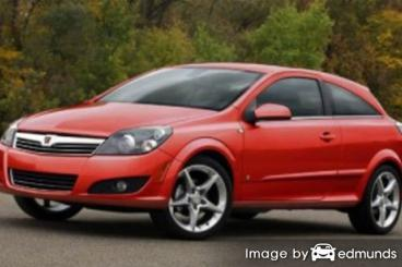 Insurance quote for Saturn Astra in San Jose