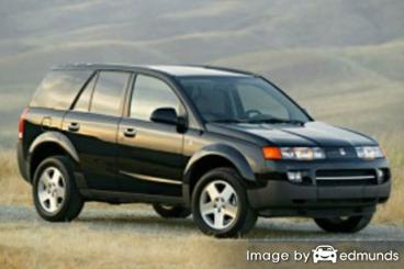 Insurance quote for Saturn VUE in San Jose