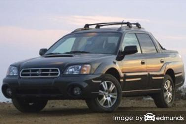 Subaru San Jose >> Compare Subaru Baja Insurance Quotes In San Jose California