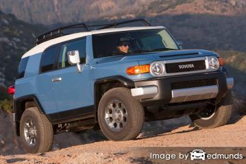 Insurance for Toyota FJ Cruiser
