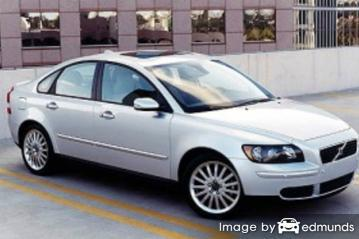 Insurance rates Volvo S40 in San Jose